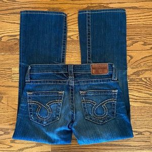 Big Star 'Liv' Jeans Sz 25 EUC